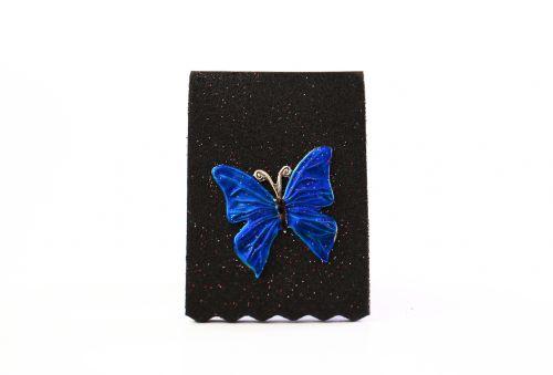 Butterfly - Dark Blue
