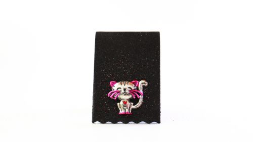 Cat - Whiskered Pink