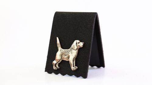 Dog - Pewter Beagle