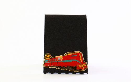 Train - Vintage Red