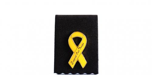 """Support Our Troops"" Ribbon"